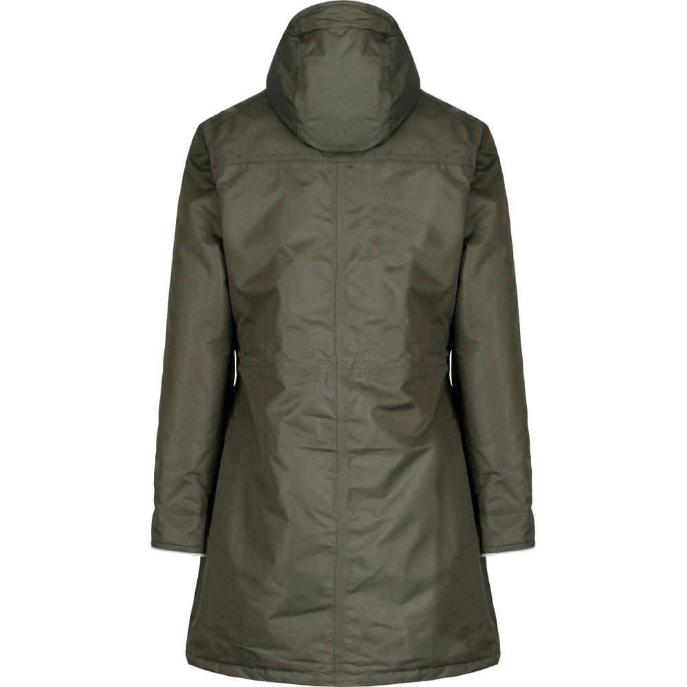 Regatta-Womens-Ladies-Romina-Breathable-Waterproof-Long-Length-Jacket miniatuur 16