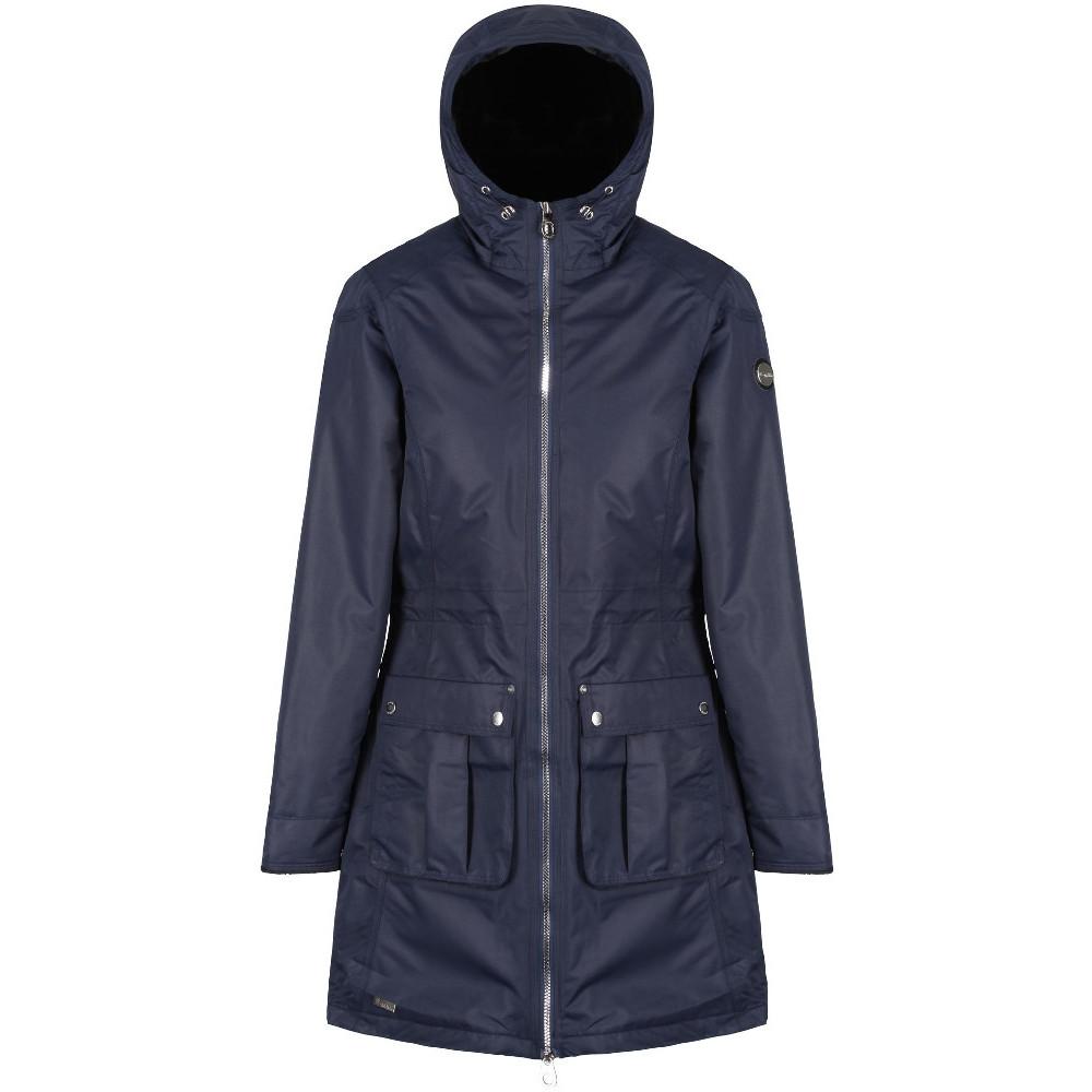 Regatta-Womens-Ladies-Romina-Breathable-Waterproof-Long-Length-Jacket miniatuur 23
