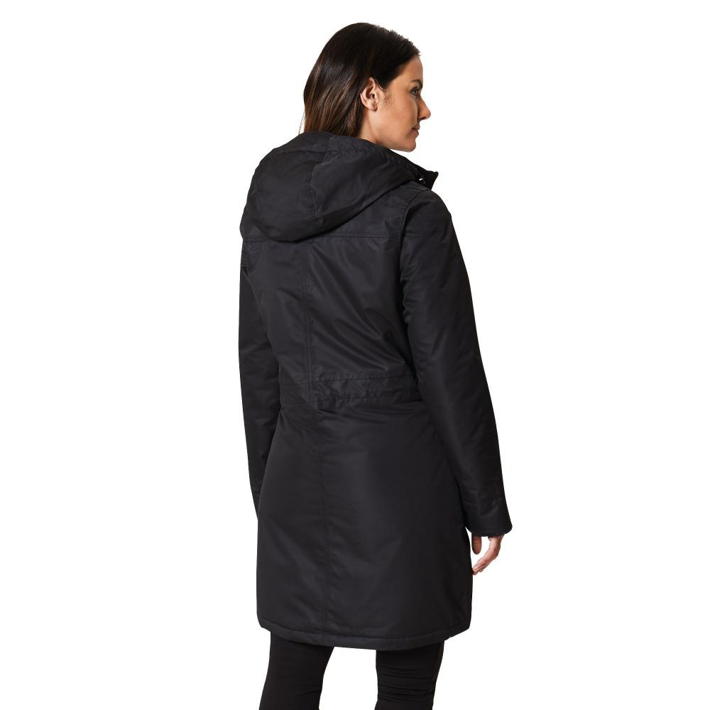 Regatta-Womens-Ladies-Romina-Breathable-Waterproof-Long-Length-Jacket miniatuur 10
