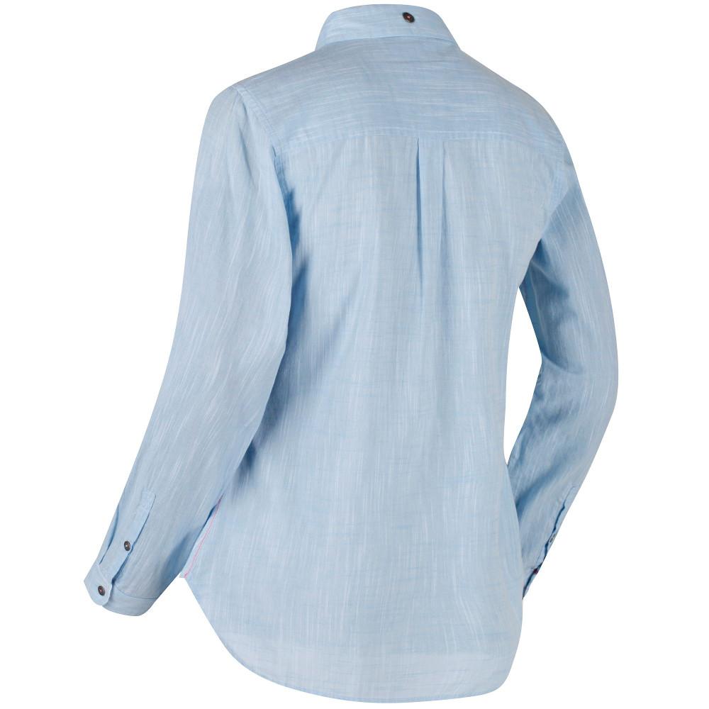 TRESPASS Ladies Womens Camping Hiking Shirt Walking Outdoor Top Size 10 12 14 16