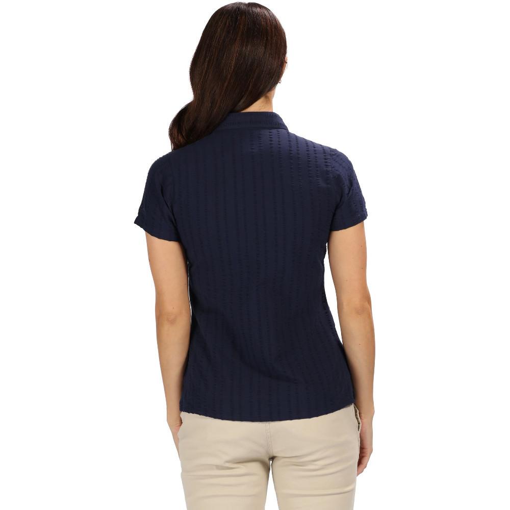 Regatta-Womens-Jerbra-III-Coolweave-Short-Sleeve-Shirt thumbnail 7