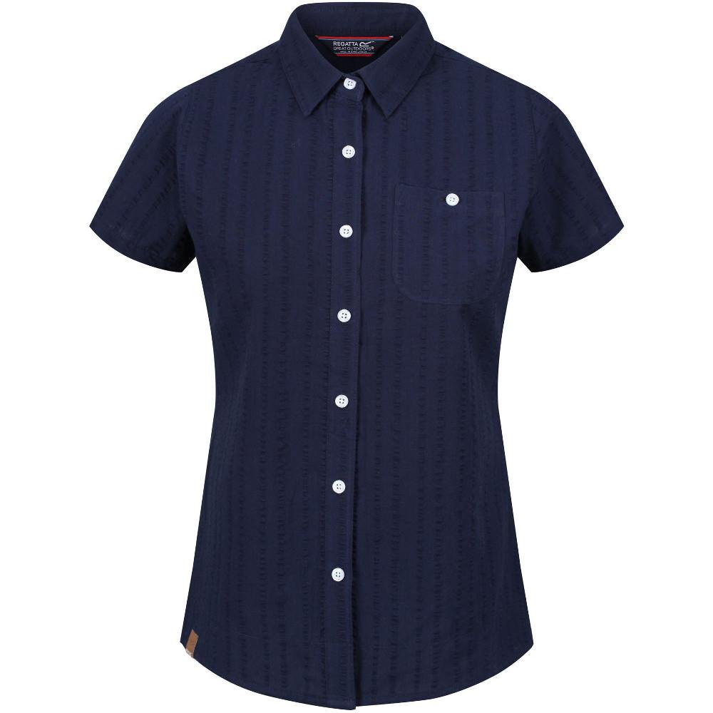 Regatta-Womens-Jerbra-III-Coolweave-Short-Sleeve-Shirt thumbnail 8
