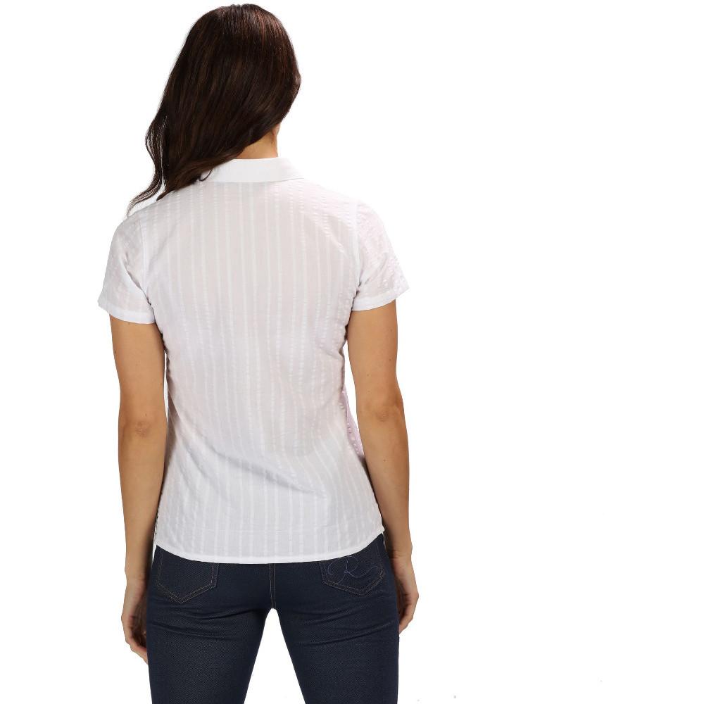 Regatta-Womens-Jerbra-III-Coolweave-Short-Sleeve-Shirt thumbnail 11