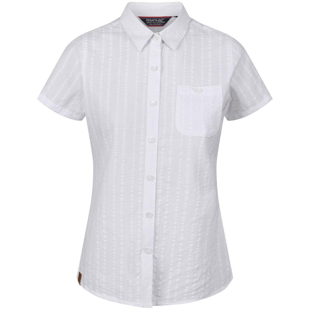 Regatta-Womens-Jerbra-III-Coolweave-Short-Sleeve-Shirt thumbnail 12