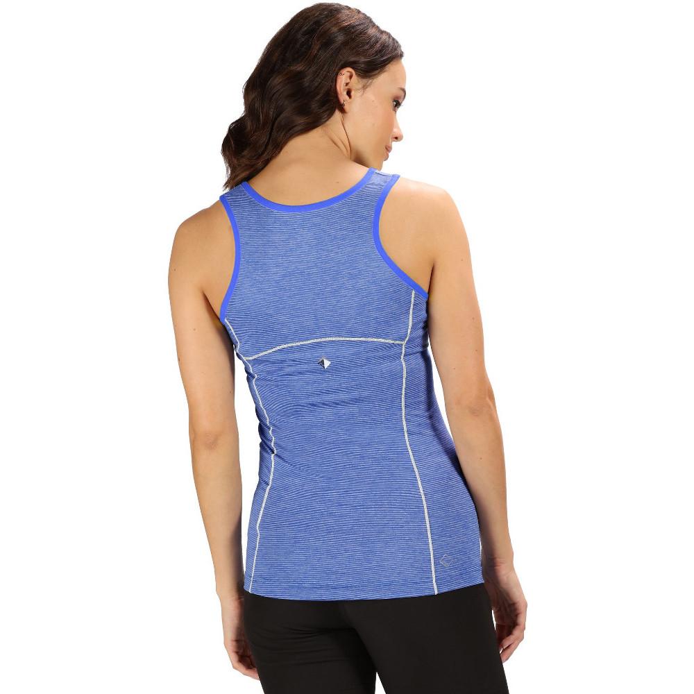 Regatta-Womens-Ladies-Vashti-II-Wicking-Walking-Vest-Top-T-Shirt thumbnail 10