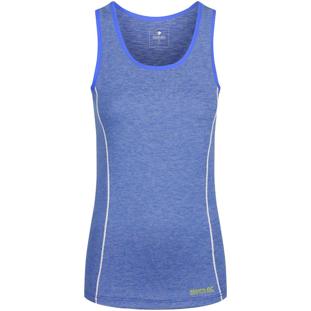 Regatta-Womens-Ladies-Vashti-II-Wicking-Walking-Vest-Top-T-Shirt thumbnail 11