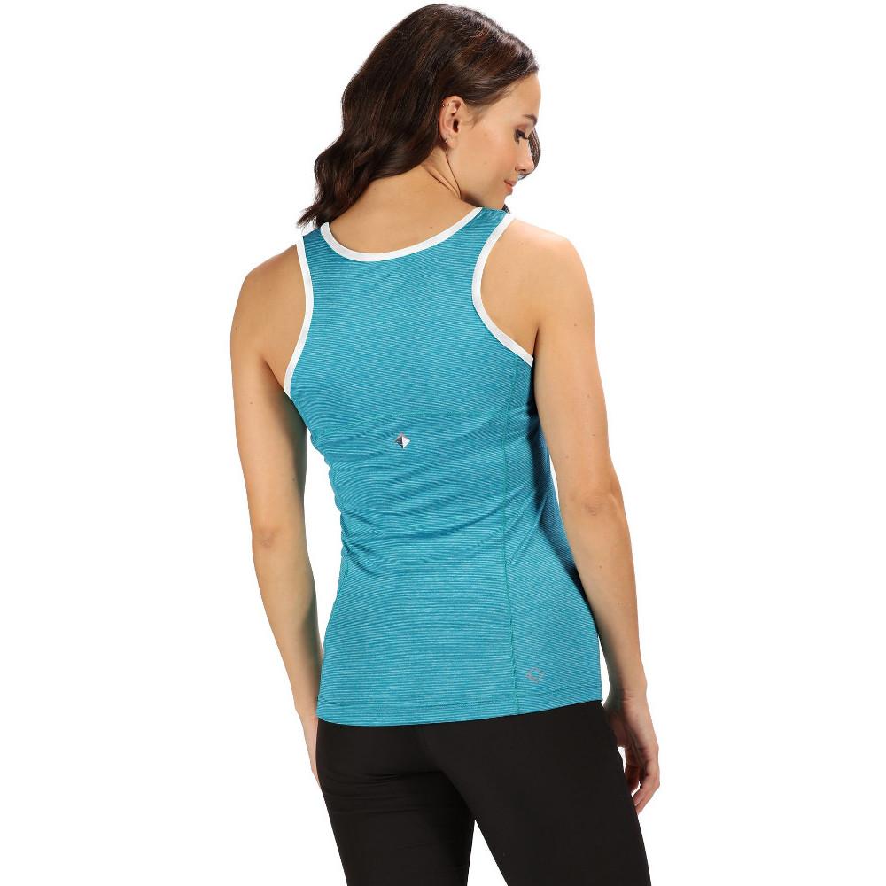 Regatta-Womens-Ladies-Vashti-II-Wicking-Walking-Vest-Top-T-Shirt thumbnail 18