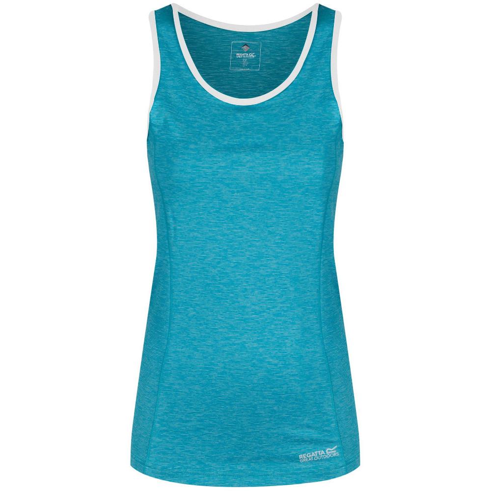 Regatta-Womens-Ladies-Vashti-II-Wicking-Walking-Vest-Top-T-Shirt thumbnail 19