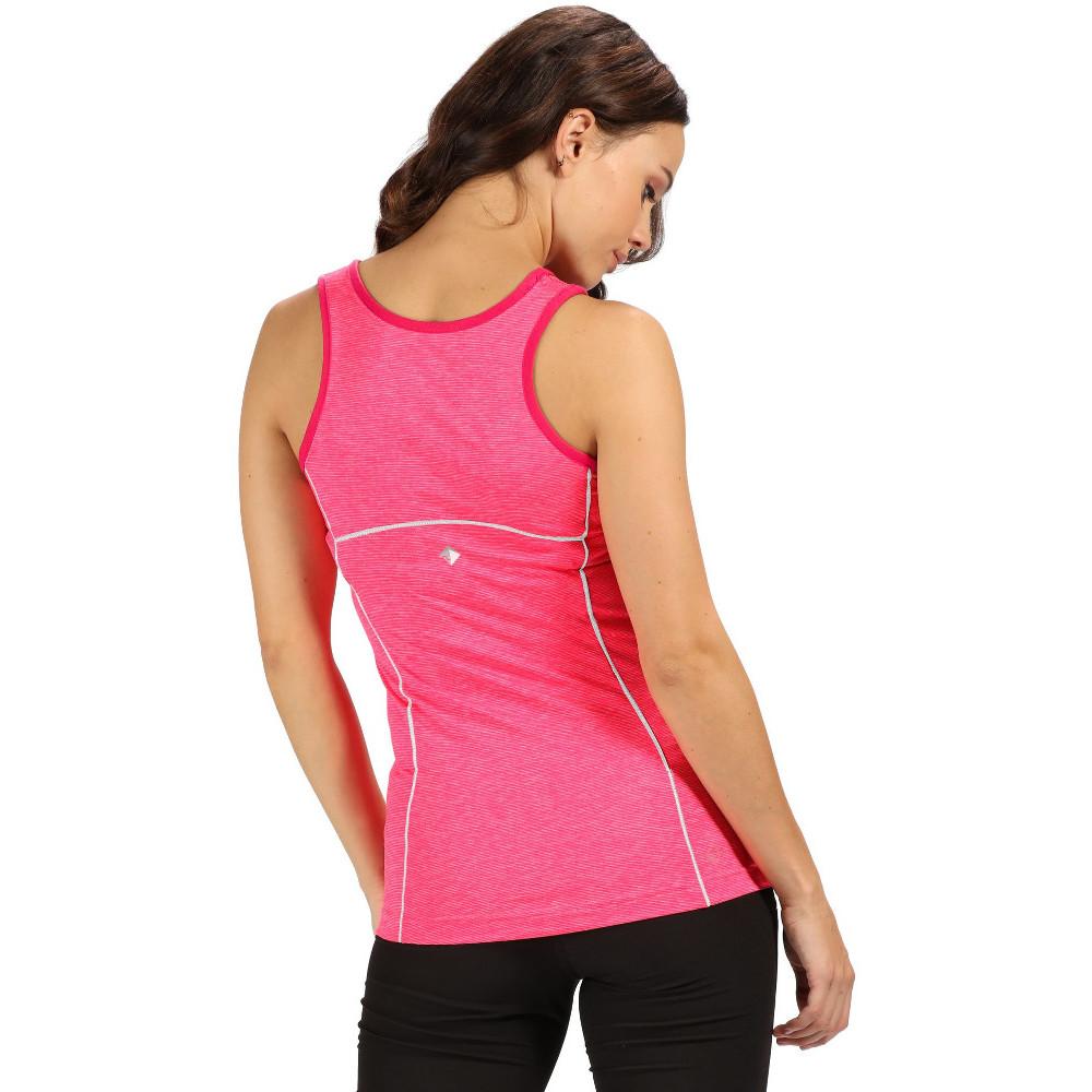 Regatta-Womens-Ladies-Vashti-II-Wicking-Walking-Vest-Top-T-Shirt thumbnail 22
