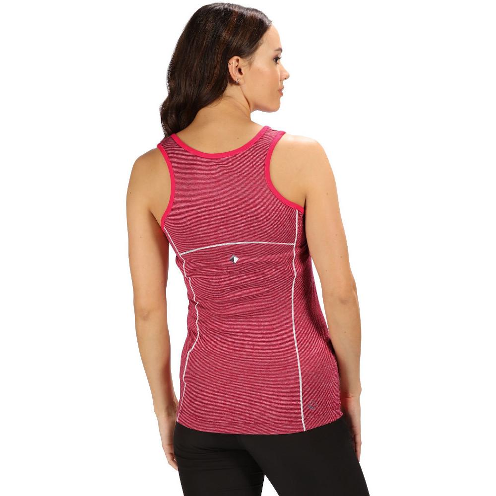 Regatta-Womens-Ladies-Vashti-II-Wicking-Walking-Vest-Top-T-Shirt thumbnail 14