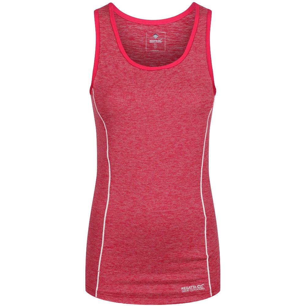Regatta-Womens-Ladies-Vashti-II-Wicking-Walking-Vest-Top-T-Shirt thumbnail 15