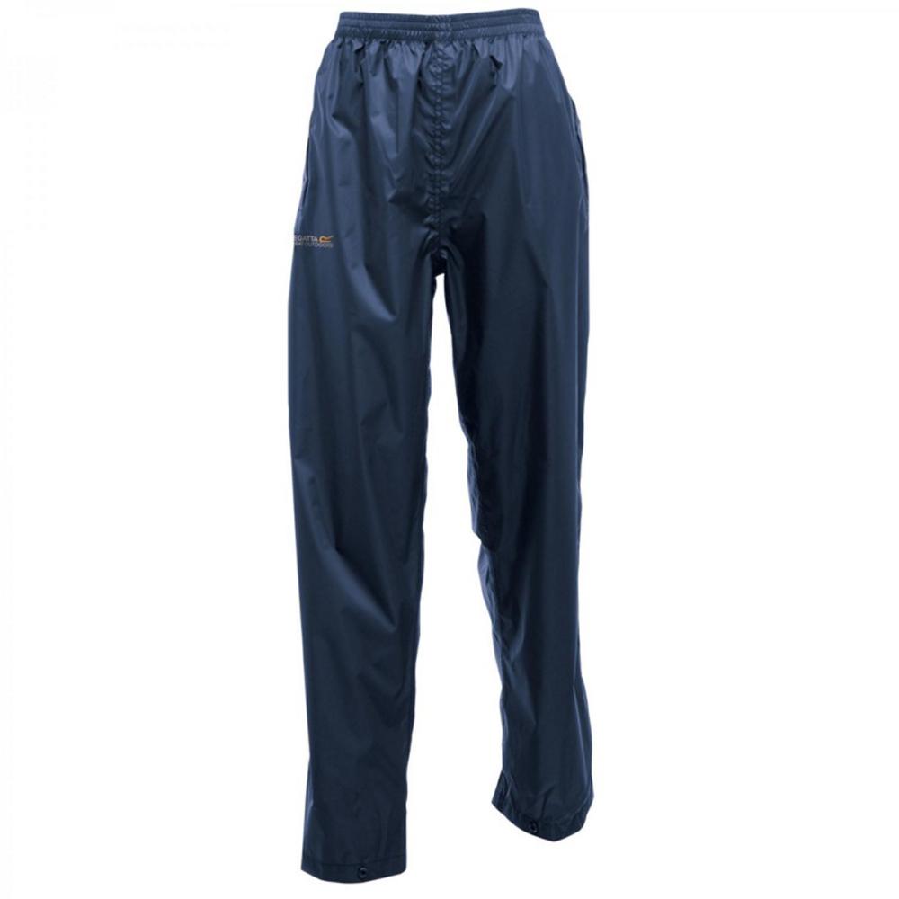Regatta Womens//Ladies Pack It Lightweight Waterproof Overtrousers