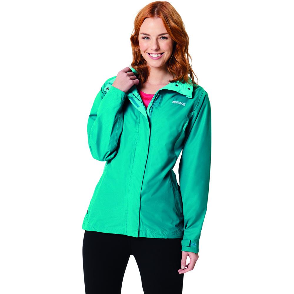 Regatta Ladies Womens Daysha waterproof hydrafort peached jacket coat