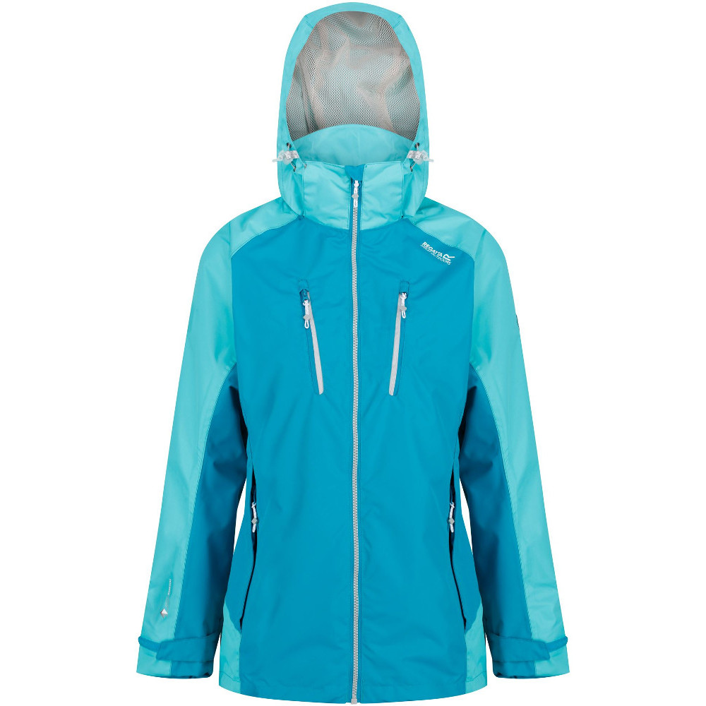 Regatta Womens Calderdale III Waterproof Breathable Coat