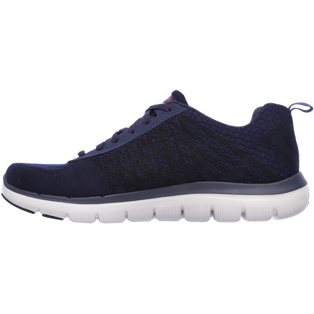Skechers-Mens-Flex-Advantage-2-0-Golden-Point-Active-Athletic-Trainers