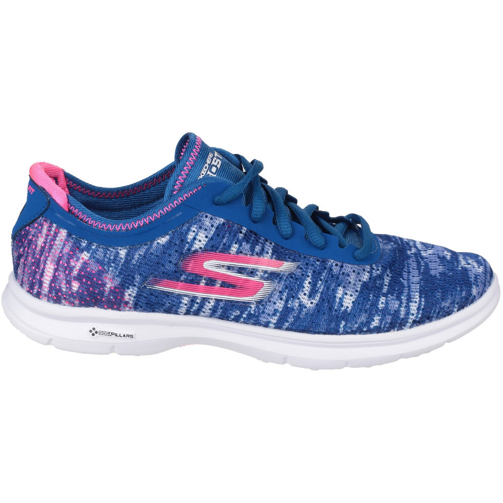 Skechers Footwear Womens/Ladies Go Step Padded Memory Foam Trainers
