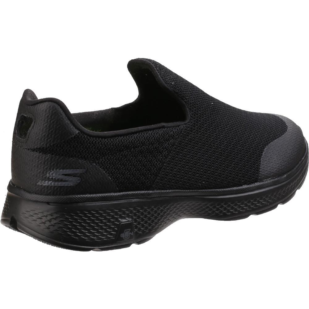 official photos 30c4c 67137 Skechers-Mens-Go-Walk-4-Noble-Breathable-Mesh-