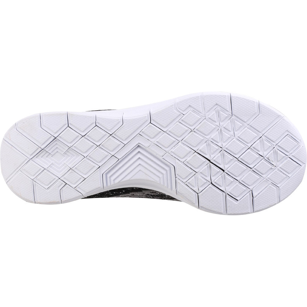 1908752b65c4 Skechers Womens Ladies Synergy 2.0 Side Step Leather Trainers Shoes ...