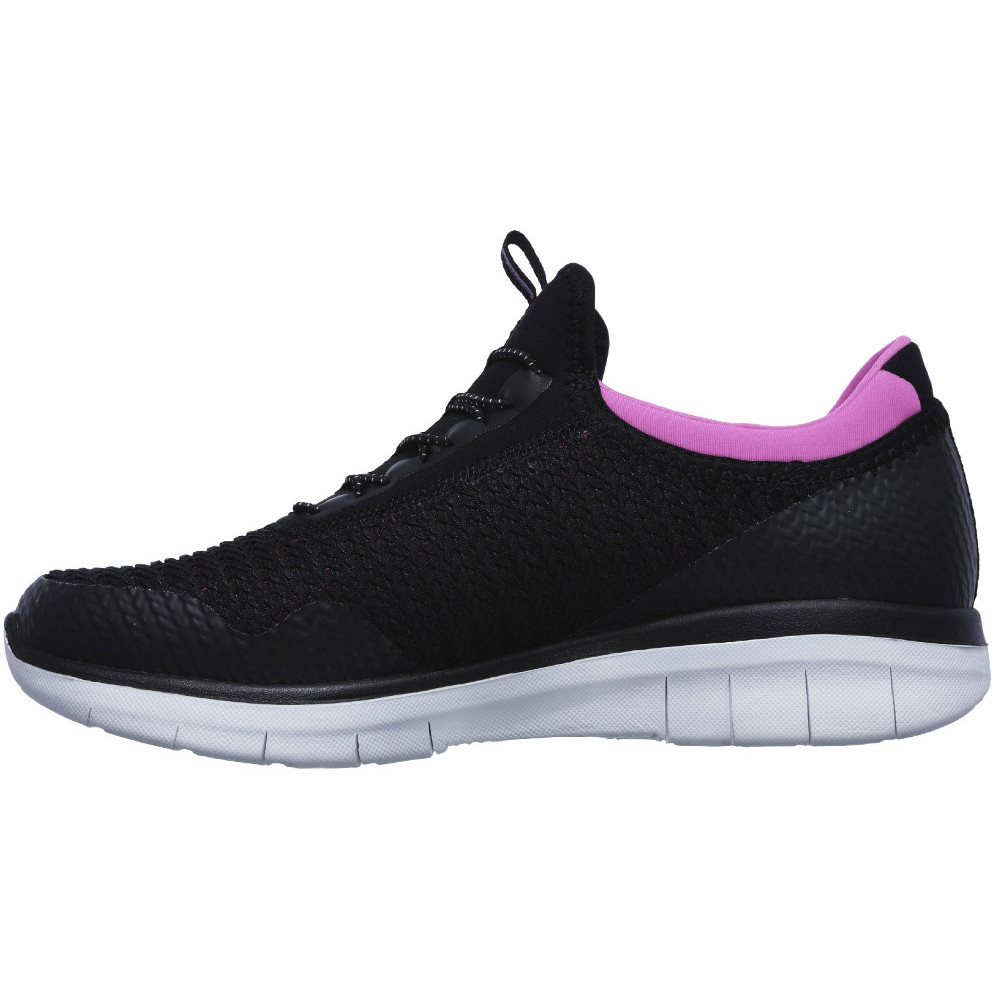 Skechers Womens Ladies Synergy 2.0 2.0 2.0 Mirror Image Sports Sneakers shoes a6f922