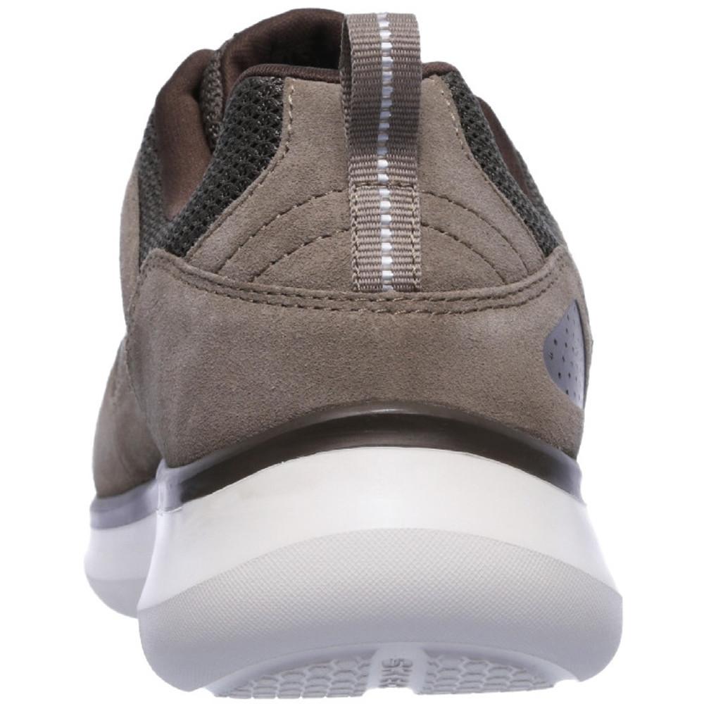 dc958a7fd1ad Skechers Mens Quantum Flex Country Walker Laces Casual Sneakers ...