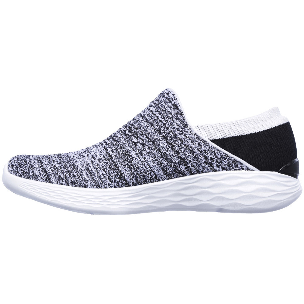 Skechers Womens Ladies You You You Sports Slip On Breathable Loafers ec9135