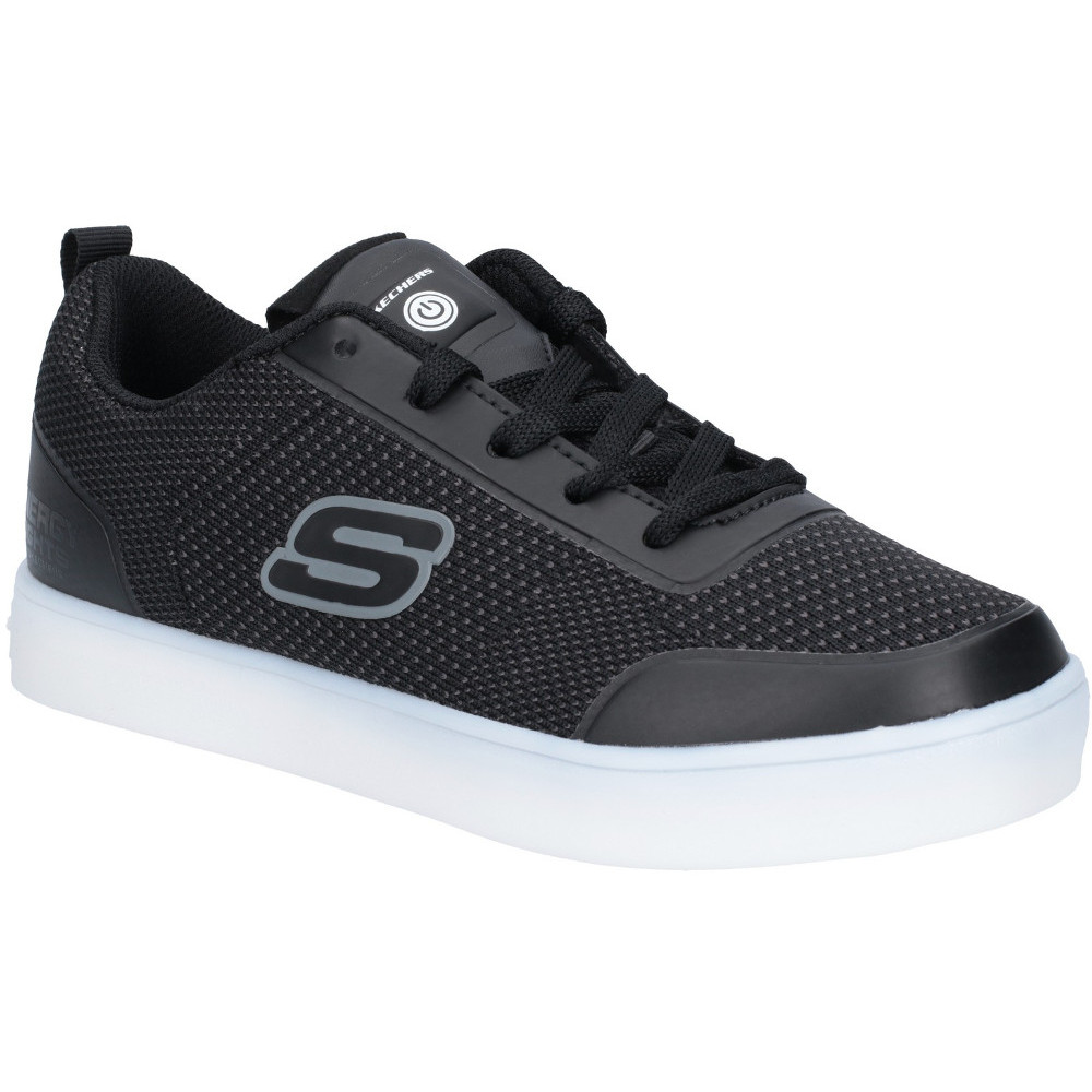 save off e4add 13ad3 Details about Skechers Boys Energy Lights Circulux Casual Trainers