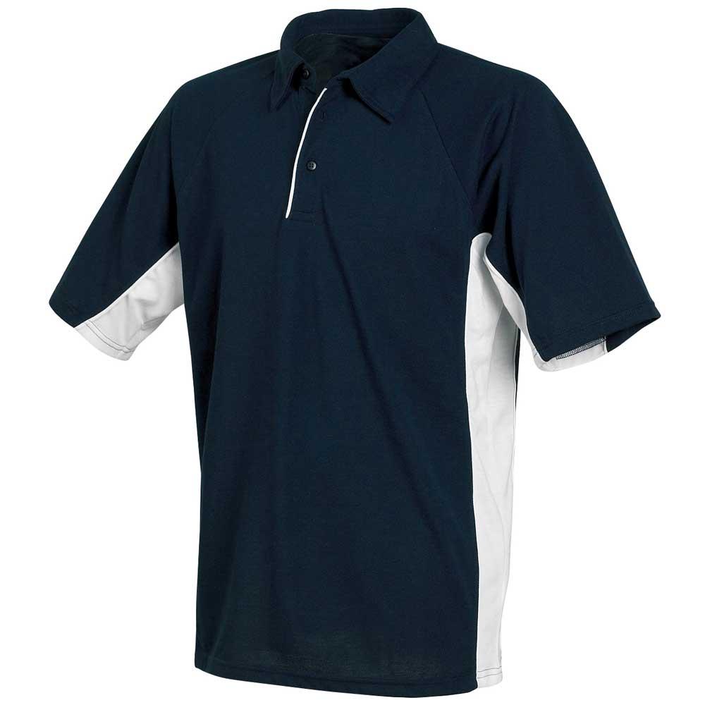 Tombo-Teamsport-Mens-Pique-Short-Sleeve-Casual-Polo-