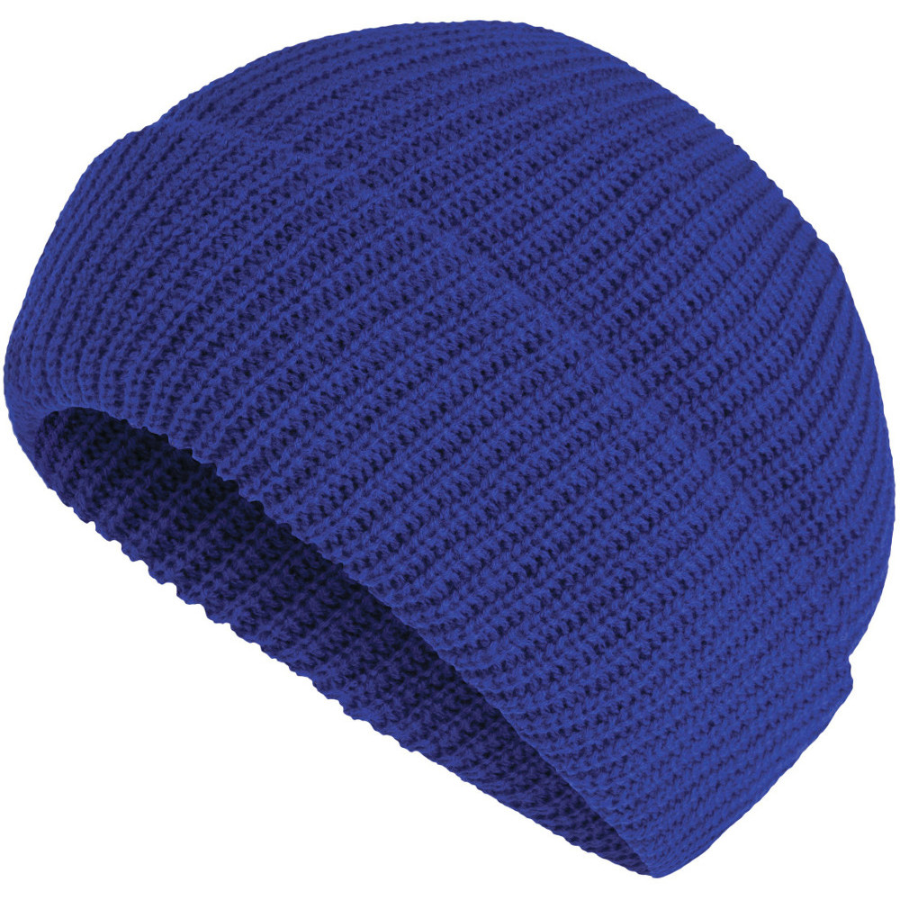 8810e2fea4e Regatta Professional Mens Watch Cap Ribbed Acrylic Beanie Hat