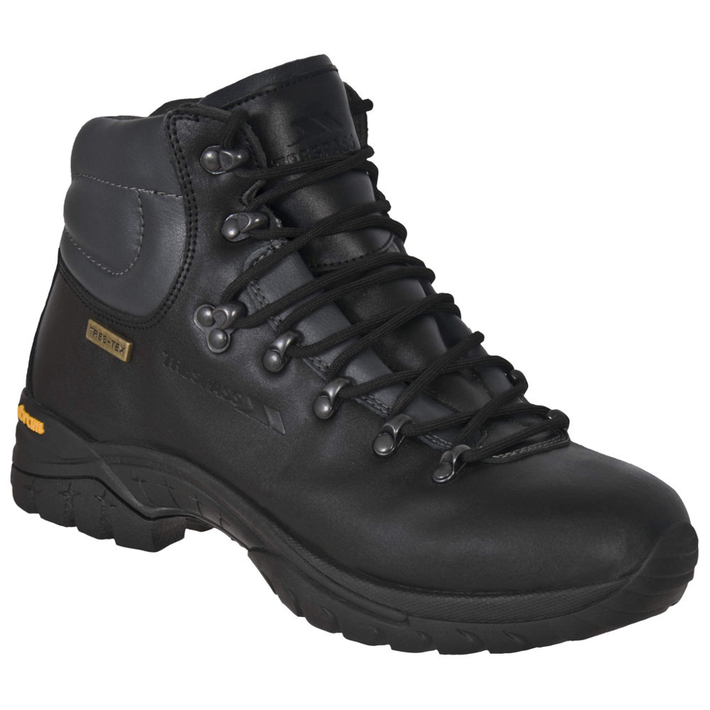 Trespass Boys Walker Waterproof Breathable Breathable Waterproof Leder Walking Stiefel 6f1a2b