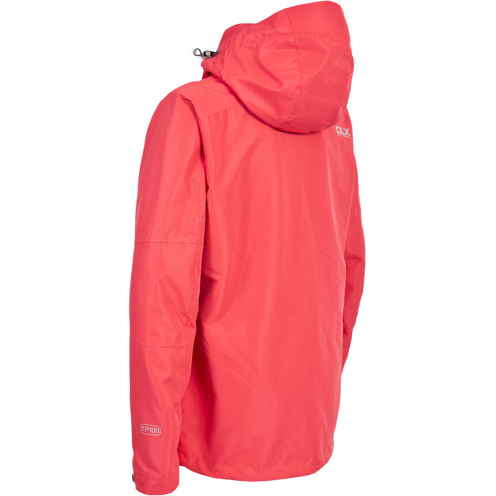 Trespass Womens//Ladies Martina DLX Waterproof Breathable Jacket