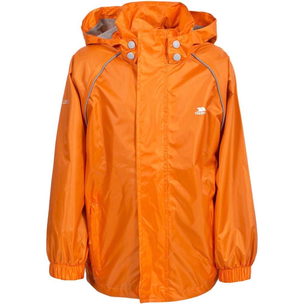 9a4cd0766 Trespass Boys   Girls Neely II Waterproof Breathable Rain Shell ...