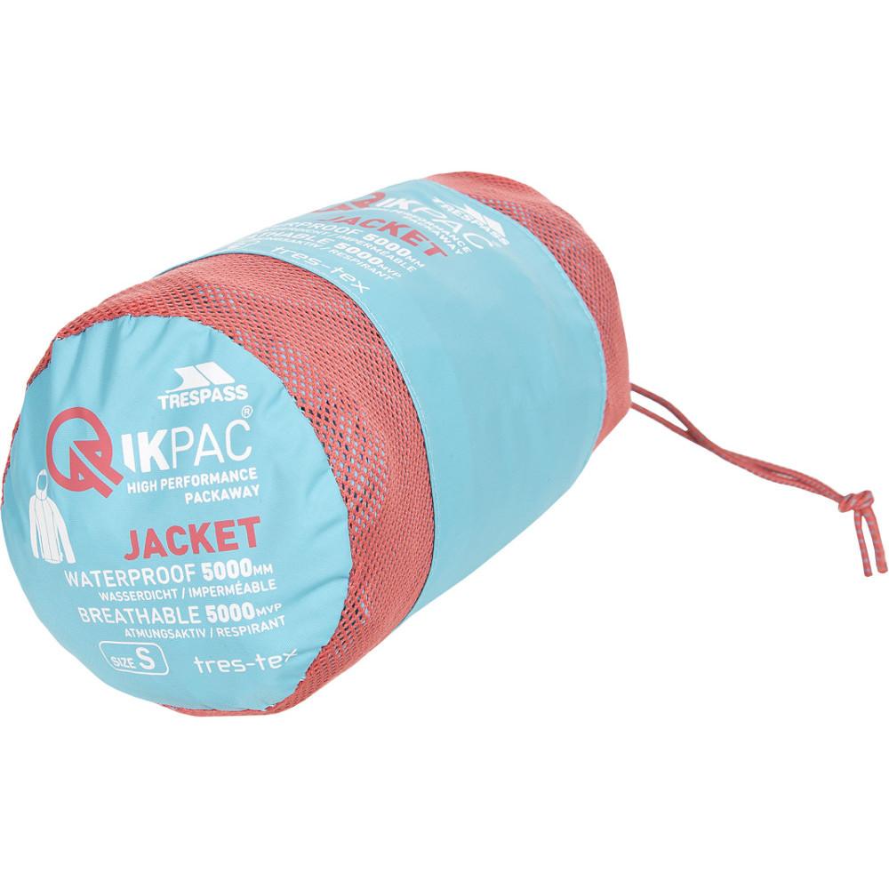 Trespass-Mens-amp-Womens-Ladies-Qikpac-Packaway-Waterproof-Shell-Jacket
