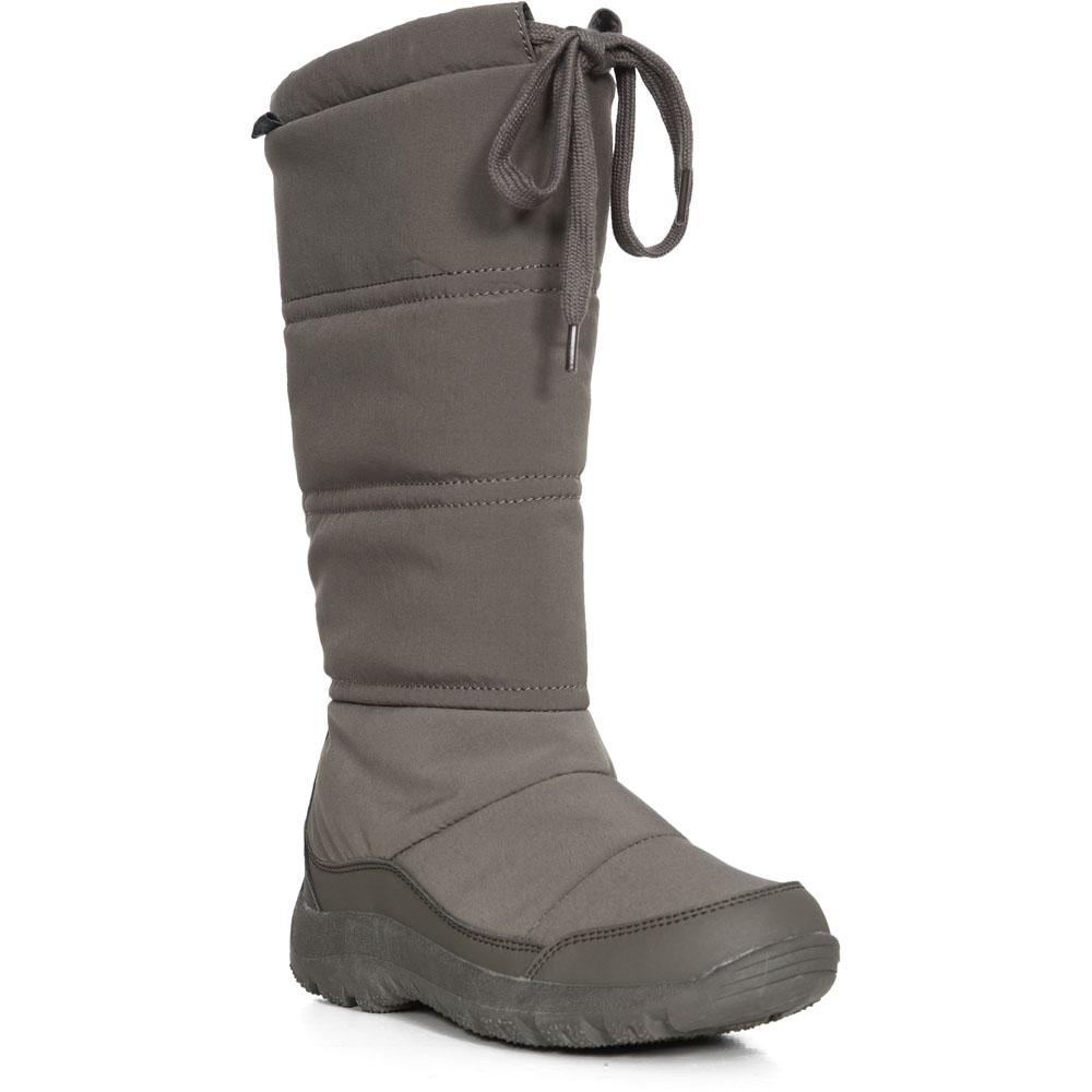 Trespass Womens ladies Philomena Waterproof Snow Winter BOOTS UK 8 Pecan  e067b7a5f