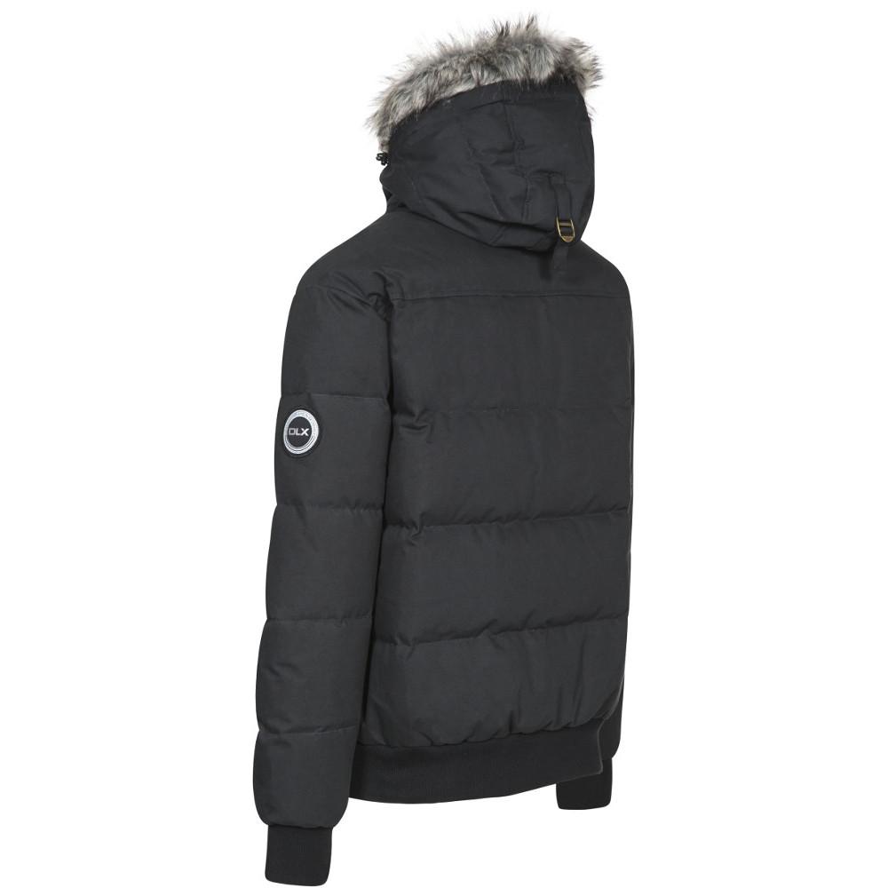 Trespass-Mens-Calgary-Hooded-Padded-Synthetic-Duck-Down-Jacket-Coat thumbnail 7