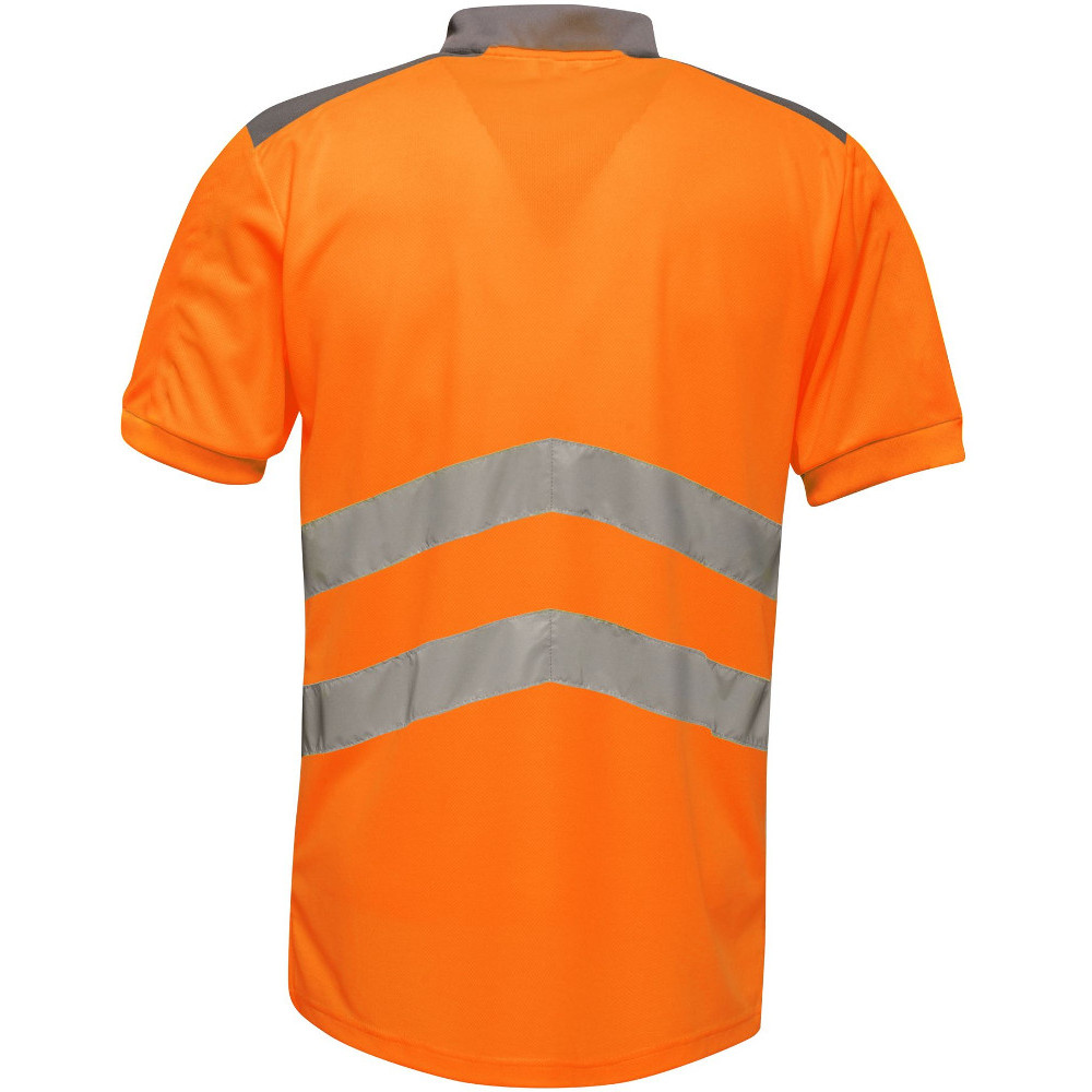 Tactical-Threads-Mens-Hi-Vis-Quick-Dry-Workwear-Polo-Shirt thumbnail 6