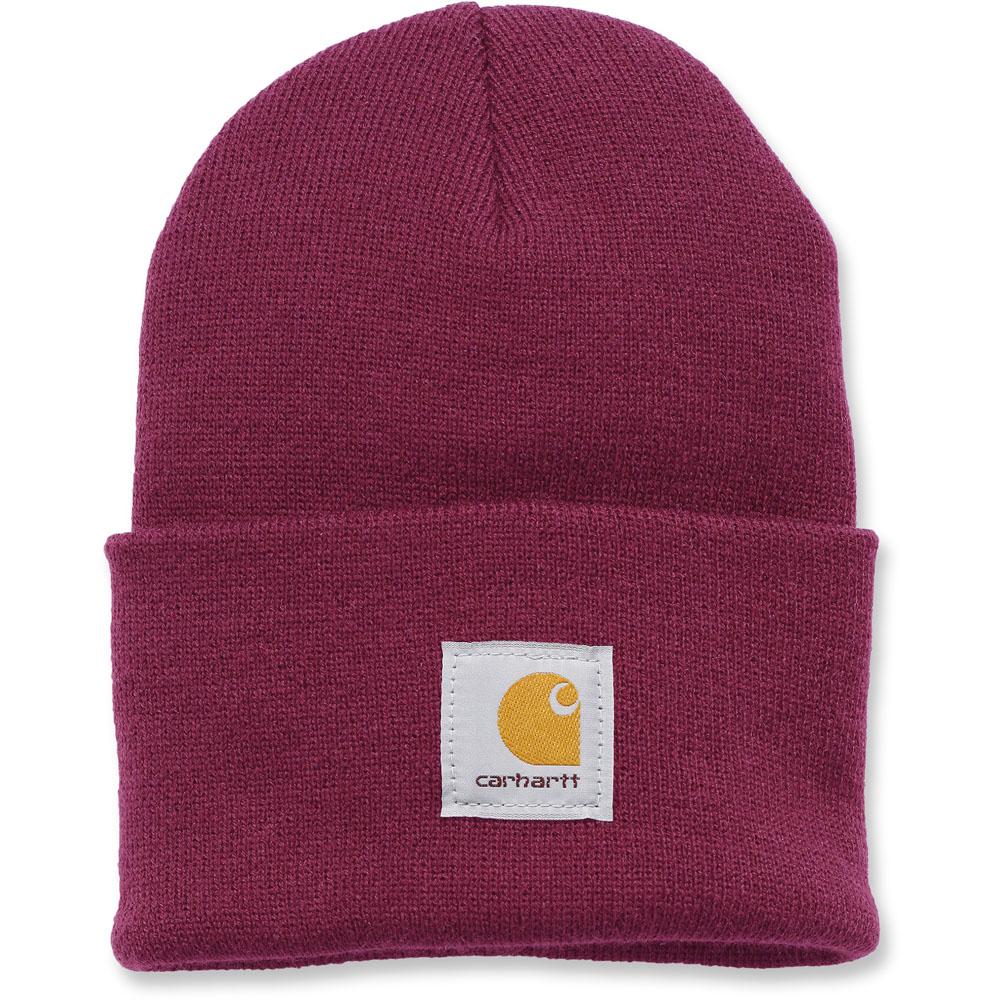 513827cad Carhartt Mens & Womens Acrylic Watch Rib Knit Beanie Hat