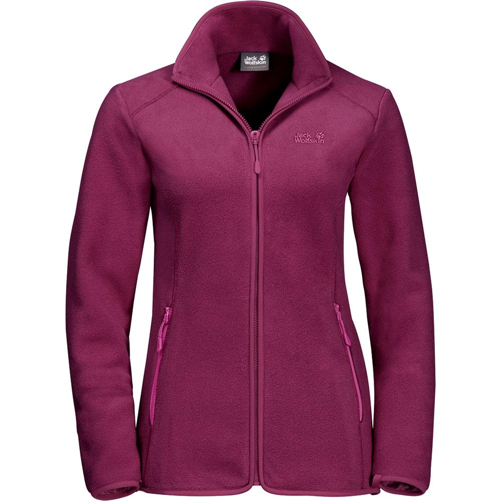50626d56c2 Jack Wolfskin Womens/Ladies Moonshine Altis Extra Warm Fleece Jacket ...