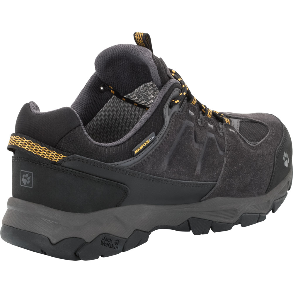 Jack Wolfskin Mens MTN Attack 6 Texapore Low Walking Shoes  526dbf9946