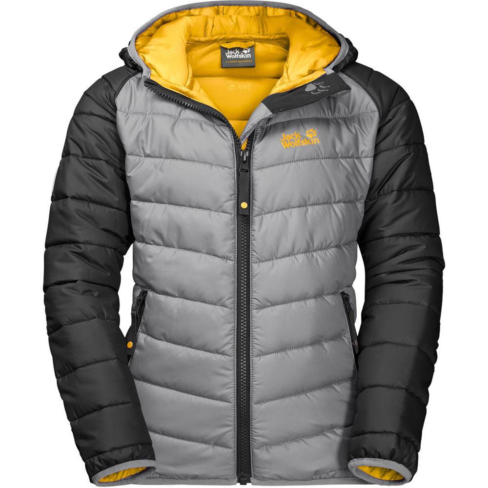 63addbbd67b0 Jack Wolfskin Boys   Girls Zenon Lightweight Warm Insulated Jacket ...