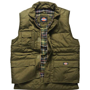 Dickies Workwear Bodywarmers