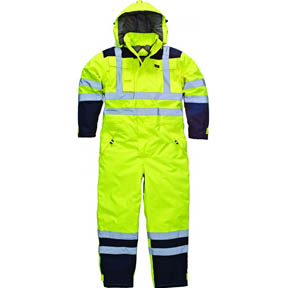 High Vis Overalls