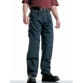 Workwear Trousers With Knee Pads