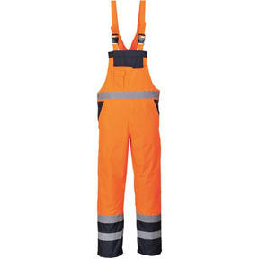 Portwest Bib and Brace