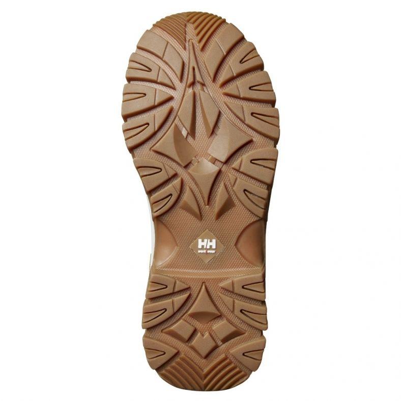 Helly Hansen Mens Ferrous Leather Steel Toe Safety Boots