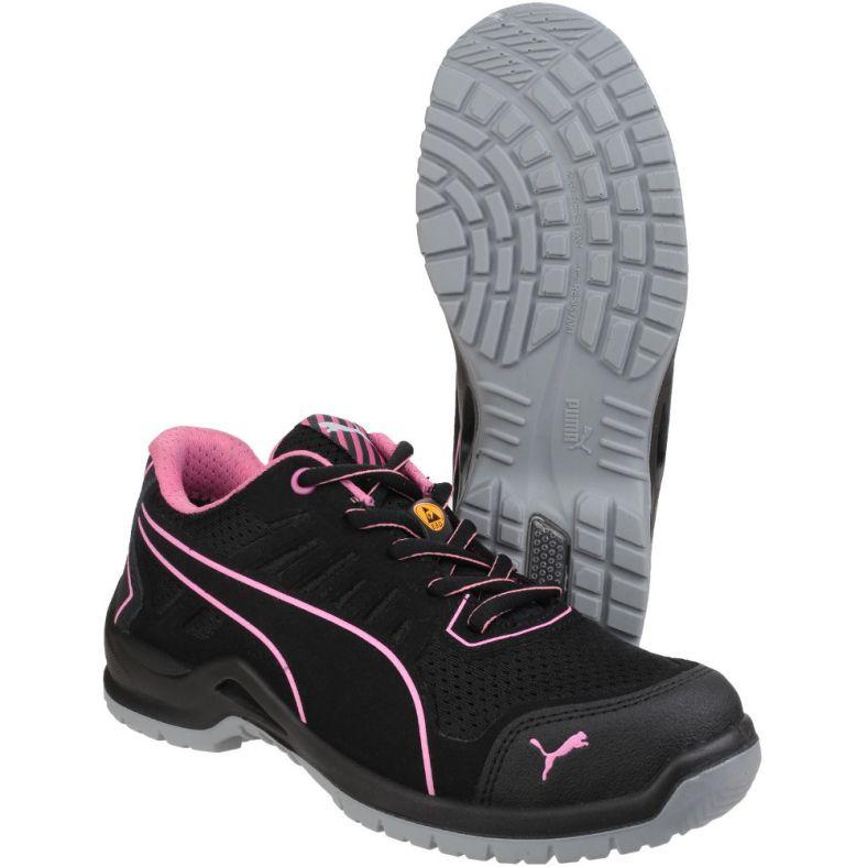 Puma Safety Footwear Womens/Ladies Fuse